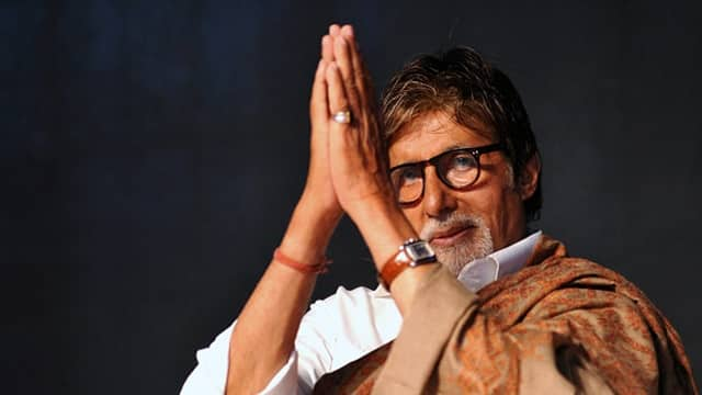 Amitabh Bachchan shares how it feels working on 'Thugs Of Hindostan'