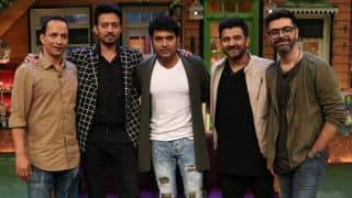 The Kapil Sharma Show: Irrfan Khan takes a dig at Kapil Sharma leaving the audience in splits