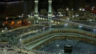 Saudi Meteorology Authority Warns Possible Floods in Mecca