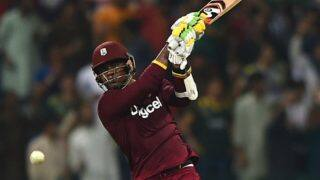 WI vs AFG 1st T20I: Windies win opener by six wickets