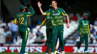 आईसीसी रैंकिंग: वनडे में भारत को पछाड़ शीर्ष पर दक्षिण अफ्रीका