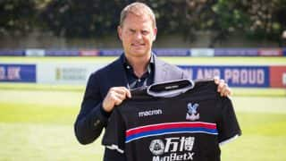 English Premier League: Frank de Boer Sacked as Crystal Palace Manager