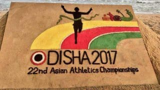 Full list of Indian athletes for Asian Athletics Championships 2017
