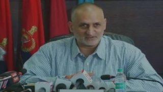 Punjab police arrest senior inspector over his links with drug peddlers; 4-kg heroin, AK-47 recovered