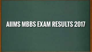 AIIMS MBBS 2017 Results Declared for May 28 exam at aiimsexams.org: Check counselling schedule here