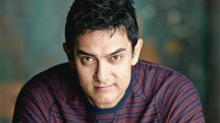 Thugs of Hindostan actor Aamir Khan is missing his kiddos big time – see pics