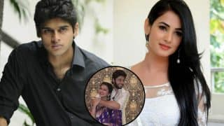 Salman Khan's co-actress Bhagyashree's son Abhimanyu Dassani is dating actress Sonal Chauhan! Read the deets here