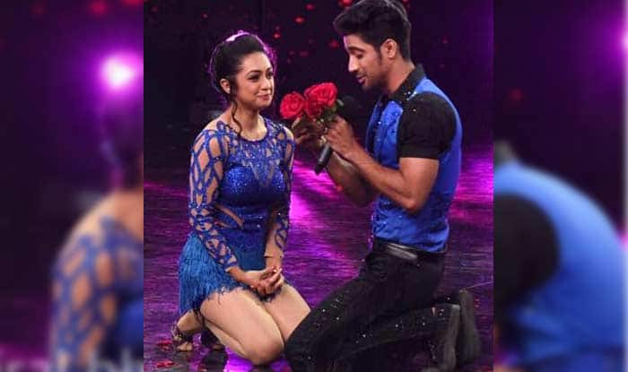 Image result for Abigail Pande and Sanam Johar get engaged on the show
