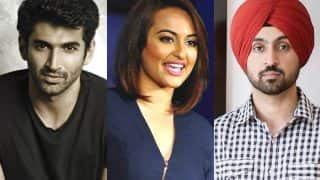 Are Sonakshi Sinha, Aditya Roy Kapur and Diljit Dosanjh coming together for a film?