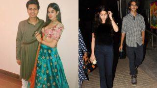 Akshat Rajan disapproves of Jhanvi Kapoor's closeness with Ishaan Khatter – read details