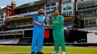 India vs Pakistan, Champions Trophy 2017 Final Toss Report and Playing XI: IND win toss and opt to bowl against PAK