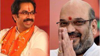 Sampark for Samarthan: BJP Chief Amit Shah to Call on Uddhav Thackeray on Wednesday