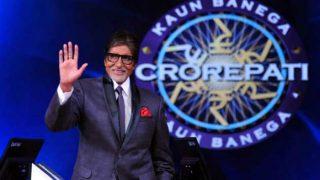 Amitabh Bachchan to return to small screen with Kaun Banega Crorepati season 9!