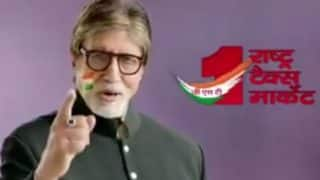 Sanjay Nirupam hits out at Amitabh Bachchan for promoting GST, says he must 'stop being part of BJP's stupid acts'