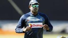Injured Angelo Mathews to Miss Pakistan Test