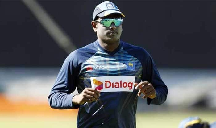 Sri Lanka skipper Angelo Mathews doubtful for Champions Trophy opener