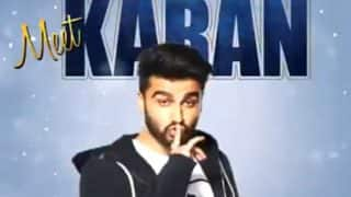 Before Mubarakan trailer releases, here's what you need to know about Arjun Kapoor's character Karan