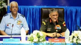Army concerned about human rights in Kashmir, use of human-shield based on circumstances: Gen Bipin Rawat