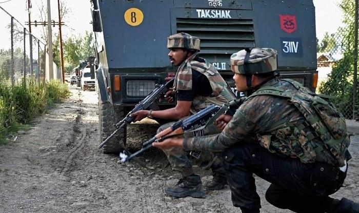 Pakistan violates ceasefire in J&K
