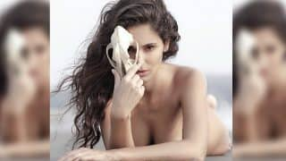 Bruna Abdullah gets fully naked in hot as hell photoshoot! See Brazilian actress' sexy nude picture