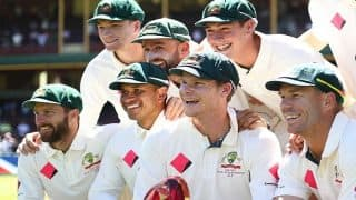 Cricket Australia announces 13-man squad for Australia's tour of Bangladesh