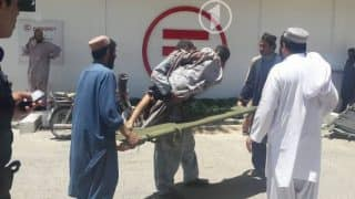 Afghanistan: Another attack during Ramzan; 24 people killed, nearly 60 wounded in car bomb blast in Lashkargah