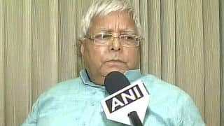 Lalu Prasad Yadav on supporting Mohan Bhagwat for President: Will die, but won't compromise on ideology