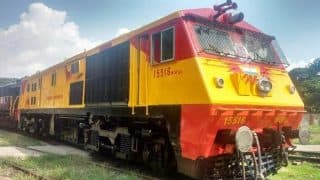 Mumbai-Goa Tejas Express gets exclusively designed engine; to run at maximum speed of 160 km/hour