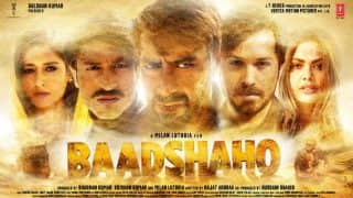 Baadshaho teaser: Ajay Devgn all set to loot gold with his gang, Emraan Hashmi's chemistry with Sunny Leone will leave you asking for more