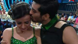 Nach Baliye 8 Grand Finale: Mohit Sehgal brings tears to Sanaya Irani's eyes with his heart felt message