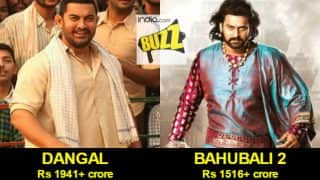 Dangal beats Bahubali 2 on Box Office to become highest grossing non-English Indian movie of all time