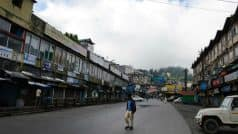 Darjeeling unrest: Indefinite strike called by Gorkha Janmukti Morcha continues; here are the latest developments