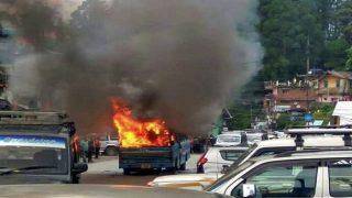 Darjeeling unrest: Tourists stranded, Mamata Banerjee promises crackdown on GJM rioters, Left Front demands dialogue - 10 updates
