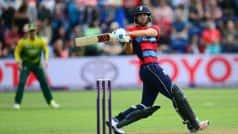 Dawid Malan becomes first English batsman to score fifty on T20I debut
