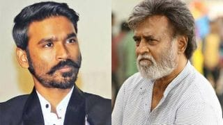 What does Dhanush have to say about Rajinikanth joining politics?