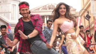 Munna Michael song Ding Dang teaser: Tiger Shroff's latest number has got all the beats to get you grooving