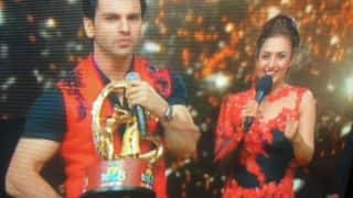 Nach Baliye 8 winner: Divyanka Tripathi and Vivek Dahiya win the trophy - view pic