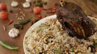 Ramadan Recipe: How to make mutton dum biryani at home