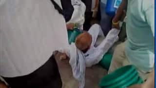 Uttar Pradesh: People fight over free dustbins distributed by CM Yogi Adityanath on World Environment Day (Watch video)