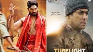 Allu Arjun's Duvvada Jagannadham BEATS Salman Khan's Tubelight in terms of box office collections