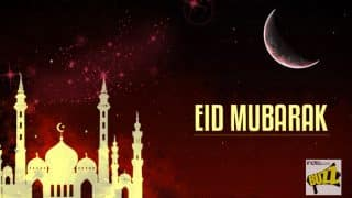 Eid Mubarak Wishes in Urdu: Best Shayaris, WhatsApp Messages in Hindi, Facebook Status, and Gif Images to celebrate Eid 2017!