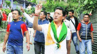 Amid Darjeeling Unrest, GJM Expels Binay Tamang, Anit Thapa Alleging Anti-Party Activities
