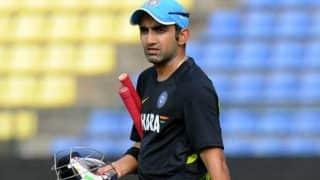 Gautam Gambhir: Don't Restrict Patriotism to Just Specific Days