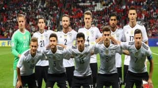 Confederation Cup 2017: Germany beat Mexico 4-1 to set final with Chile