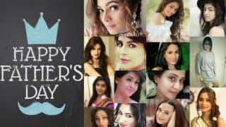 Father's Day 2017: Lopamudra Raut, Shubhangi Atre, Yuvika Chaudhary & other Telly Actresses who are daddy's girl!