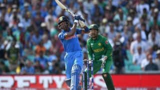 Champions Trophy 2017: Hardik Pandya registers fastest fifty in ICC event finals