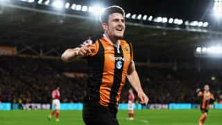 Leicester City sign defender Harry Maguire from Hull in £17m deal