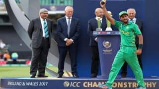 Champions Trophy 2017: Pakistan bowler Hasan Ali wins Player of Tournament