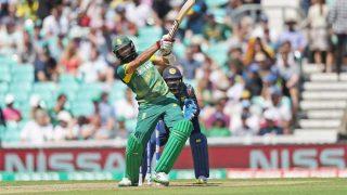 चैंपियंस ट्रॉफीः हाशिम अमला ने 25वीं वनडे सेंचुरी जमाकर तोड़ा विराट कोहली का रिकॉर्ड