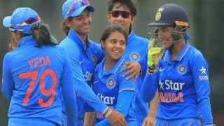 LIVE Cricket Score India vs West Indies, ICC Women's World Cup 2017: IND win by 7 wickets